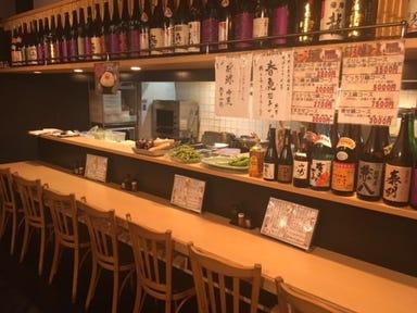本格和食とおばんざい 四季彩粋 谷町四丁目店 店内の画像