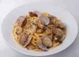 アサリのスープ仕立て スパゲティ