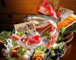 千里中央海鮮食堂 おーうえすと  メニューの画像