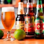 【ドリンク】 世界各国のお酒を種類豊富にラインナップ