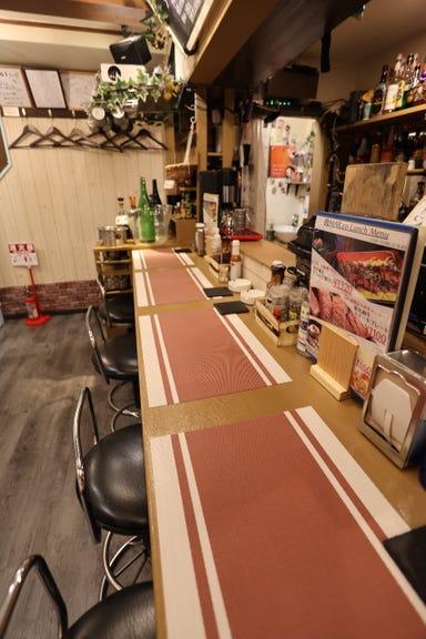 肉マルコ  店内の画像