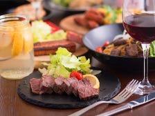 リーズナブルな肉コースで肉宴会♪