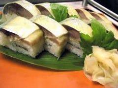 お持ち帰り さばの大棒寿司