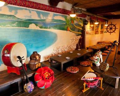 沖縄料理 琉球むら  店内の画像
