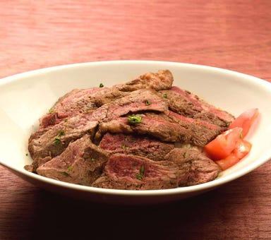 肉バル Salt 中目黒 メニューの画像