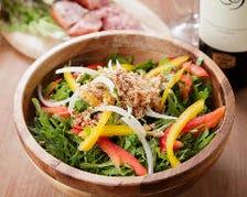 泉州産 たっぷり野菜サラダ
