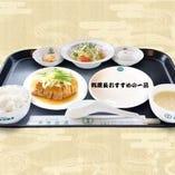 ★チキンの葱風味+料理長おまかせ料理★