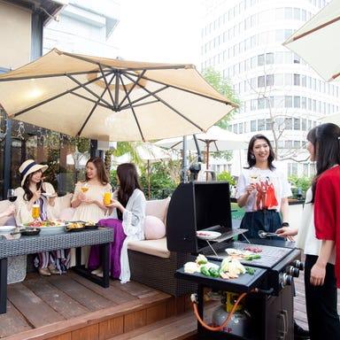 ザ ルーフトップカフェ 神戸 店内の画像