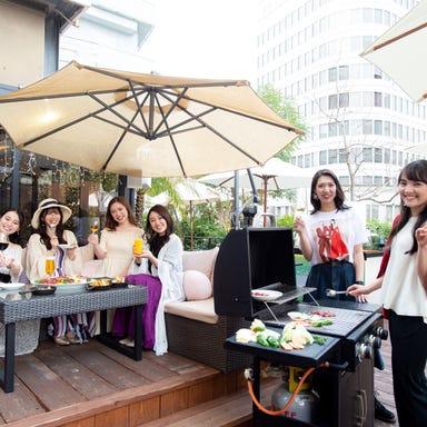ザ ルーフトップカフェ 神戸 こだわりの画像