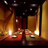 【刈谷駅徒歩3分】完全個室も完備!大人の隠れ家居酒屋♪