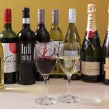 和食に合うワインからシャンパンまで