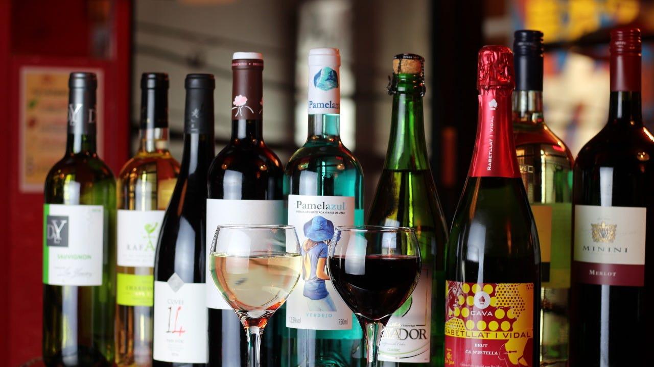 直輸入だからこそ実現できる、安心価格で本当に美味しいワイン!