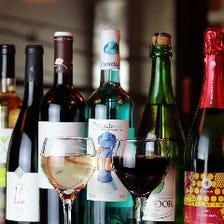 厳選した本場直輸入のバルマルワイン