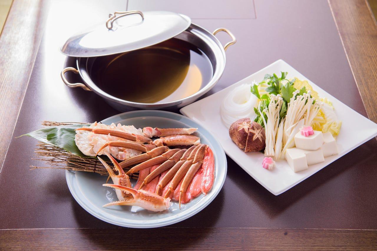 大人気■テイクアウト■ ~蟹すき鍋~