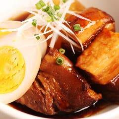 銘柄豚のスペアリブ角煮
