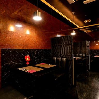 A5黒毛和牛 鉄板焼 雅‐Miyabi‐ 新宿 店内の画像