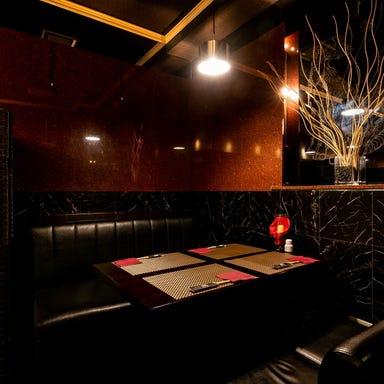 A5黒毛和牛 鉄板焼 雅‐Miyabi‐ 新宿 メニューの画像