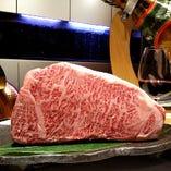 山形牛A5ランクサーロイン¥6,000~¥8,800