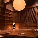 【VIP個室】 8~16名様用/広々としたカラオケ付きの特別室