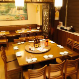 【完全個室・円卓あり】飯田橋の佳宴~かえん~完全個室を複数ご用意しております!
