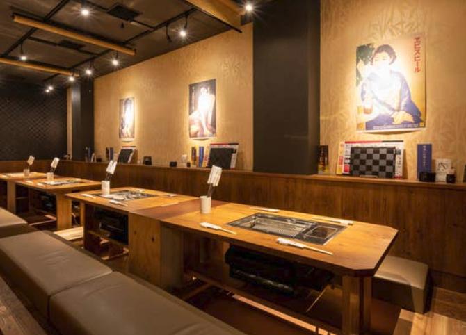 焼肉dining 庵(和歌山市/焼肉) - ぐるなび