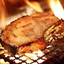 牛豚鶏のグリル!肉肉肉のオンパレード!