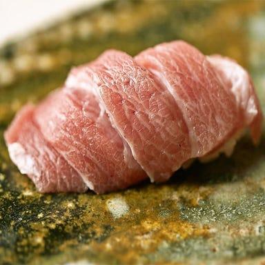 鮨 海味 八重洲  こだわりの画像