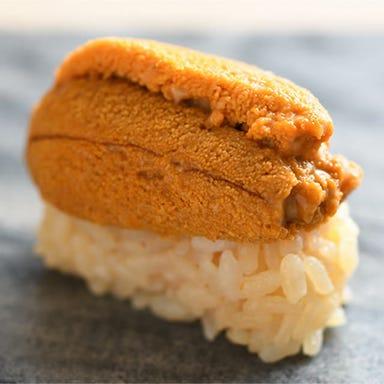 鮨 海味 八重洲  メニューの画像