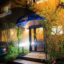 ◆長岡の住宅地に佇むレストラン