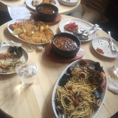 イタリア料理 エ・ヴィータ  こだわりの画像