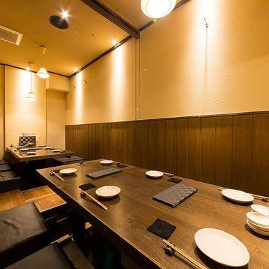 魚と日本酒 おちょこ  店内の画像