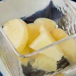 芽生姜のガリ