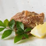 魚のホルモン炙り