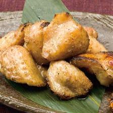 阿波尾鶏 ぼんじり炙り焼き