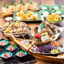 旬の食材満載×各種ご宴会承ります♪