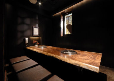 焼肉萬野 天王寺  店内の画像