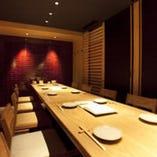 ご接待・宴会・会食に上質な個室。各種ご宴会におすすめです。