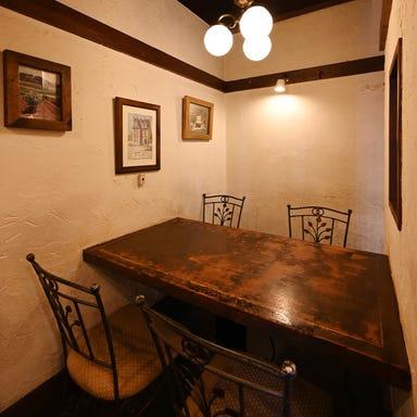 肉とワインクワトロBar M4  店内の画像