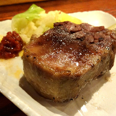 厚切り牛タン Thick slice beef tongue