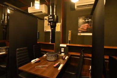 焼肉 牛王  店内の画像