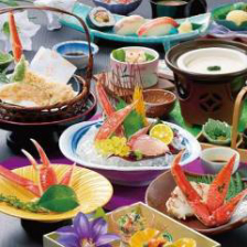 [蟹料理]種類豊富にご用意