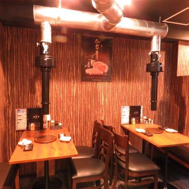 肉豊作 焼肉酒場 神田駅前店  店内の画像
