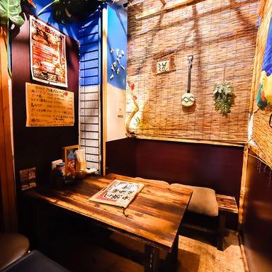 沖縄風居酒屋 絆  店内の画像