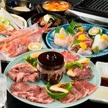 ◎宴会コース◎ 鮪は三崎港から直送品☆ボリューム満点のコース