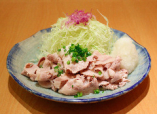 豚しゃぶ定食(数量限定)