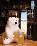 ベルギービールの生のヴェデットが飲めるのは希少価値高し!