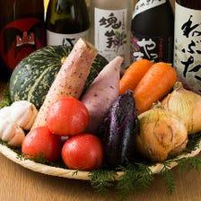 青森県の十和田より旬野菜を直送