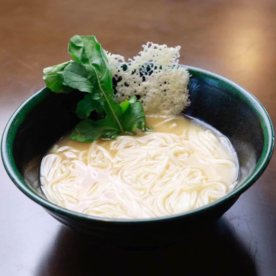 秩父やまなみチーズ工房の栄養価の高いホエーをスープにした逸品