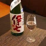 岡山地酒【伊七 純米大吟醸】