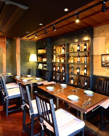 イカリヤ食堂  店内の画像